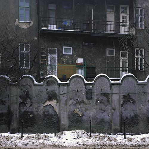 Spacer online po terenie krakowskiego getta. Prowadzenie: Ewa Węgrzyn