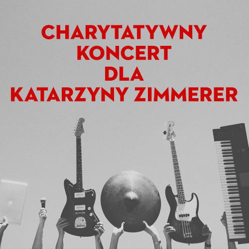 Charity concert for Katarzyna Zimmerer